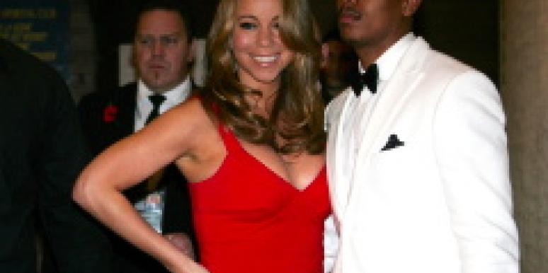 Mariah Carey Made Nick Cannon Wait