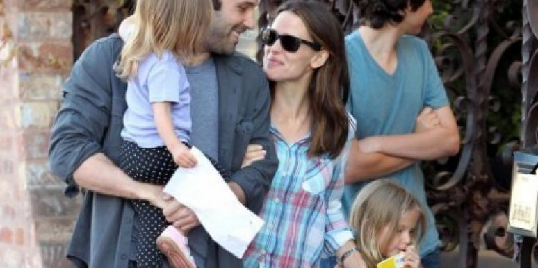 The Best Celebrity Families Of 2011
