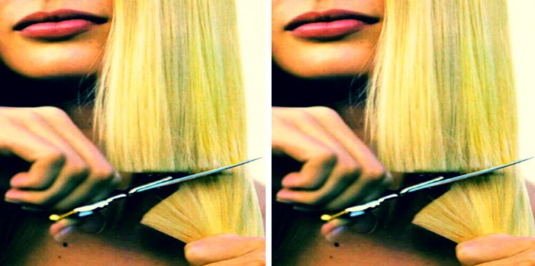 Why women cut their hair after a breakup.