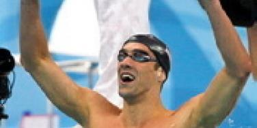 Michael Phelps: Love Triangle?