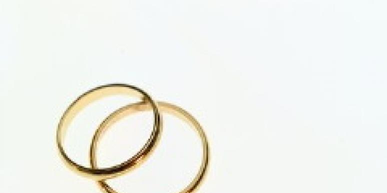 What's In a Wedding Ring?