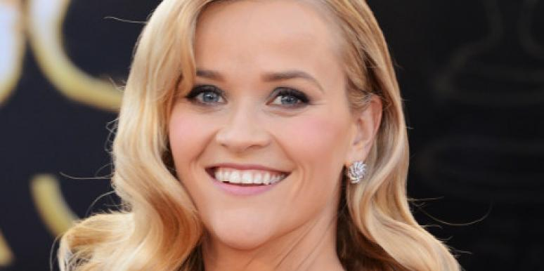 Reese Witherspoon at the 2013 Oscars