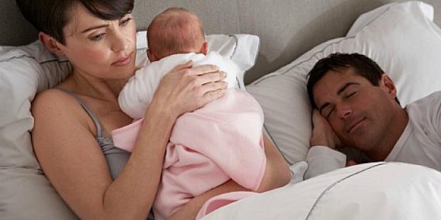 Parenting: How To Get Out Of Your Post-Baby Sex Slump