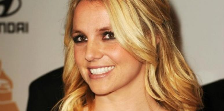 Britney Spears Can't Marry Jason Trawick... Yet