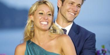 The Bachelor Jake Pavelka and Vienna Girardi