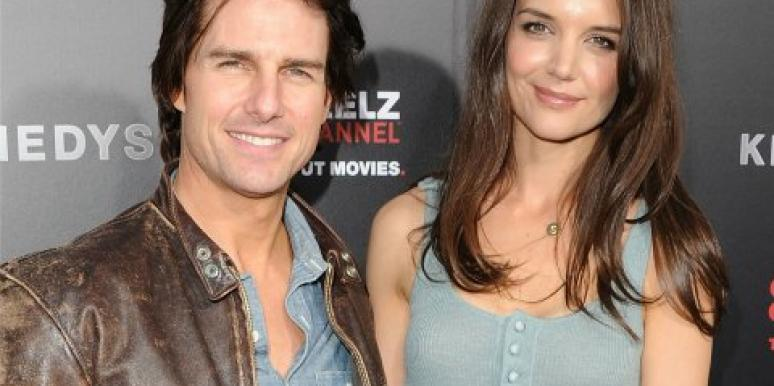 Tom Cruise & Katie Holmes Settle Divorce
