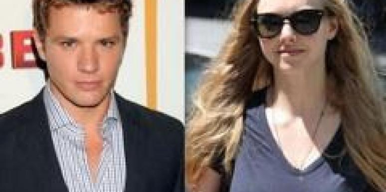 Ryan Phillippe Amanda Seyfried