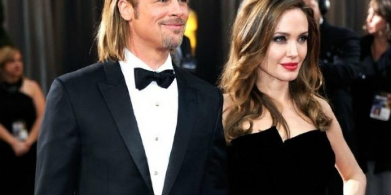 Brad Pitt & Angelina Jolie's Kids Left In The Dark On Oscar Night