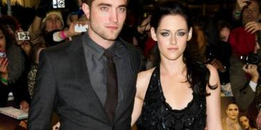 Robert Pattinson Kristen Stewart PDA cannes