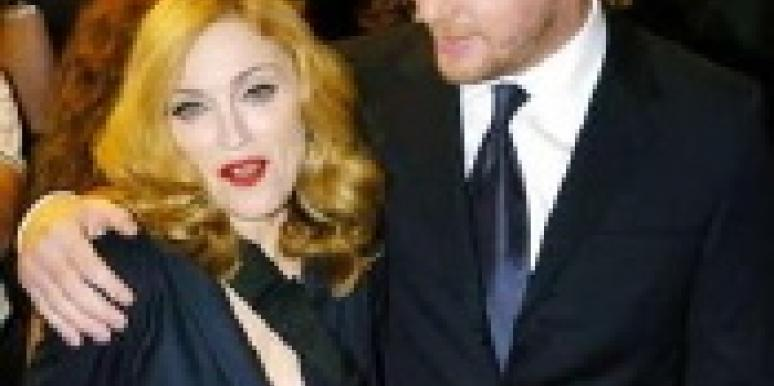 Madonna Divorce Madness