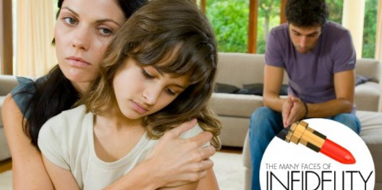 Infidelity: Had An Affair? Have Kids? Here's What To Do