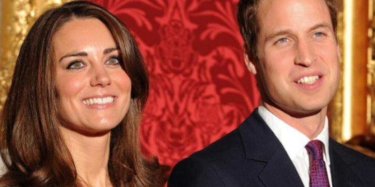 Prince William & Kate Middleton Speak After Royal Baby's Birth
