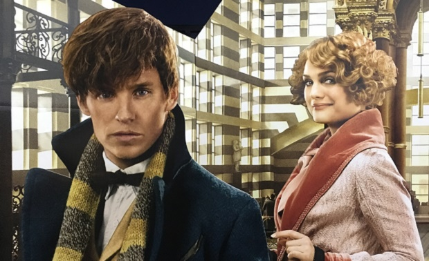 Fantastic Beasts and Where to Find Them movies