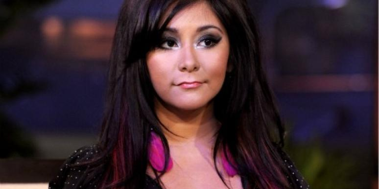 Snooki big hair