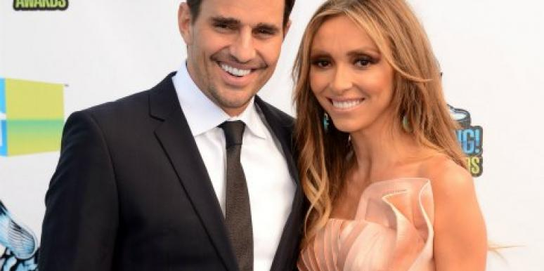 Giuliana and Bill Rancic parents