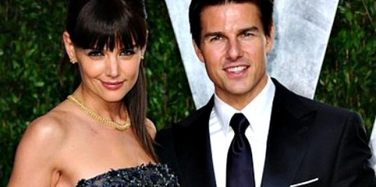 10 Things For Tom Cruise & Katie Holmes To Consider [EXPERT]