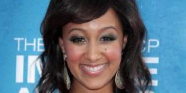 Tamera Mowry Gets Married