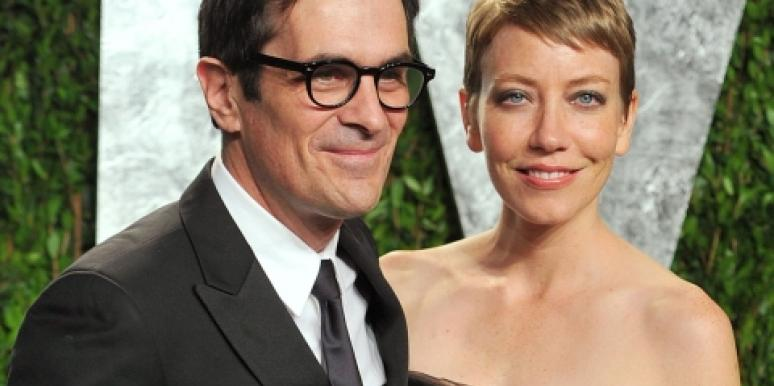 Modern Family's Ty Burrell & Wife Adopt Their Second Daughter