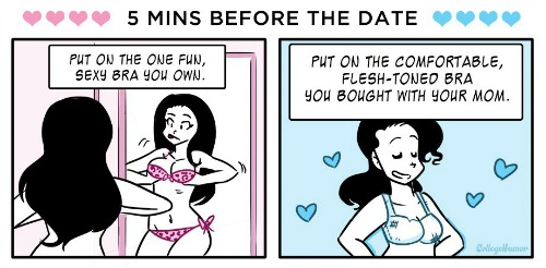 "<a href=""http://www.collegehumor.com/article/6924559/1st-date-vs-21st-date"">collegehumor.com</a>"