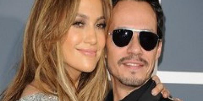Jennifer Lopez And Marc Anthony, getting back together?