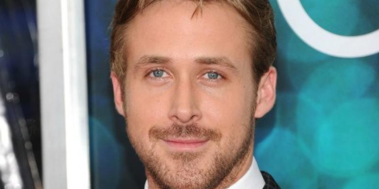 Ryan Gosling close up