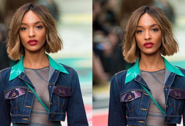 Jourdan Dunn Free The Nipple