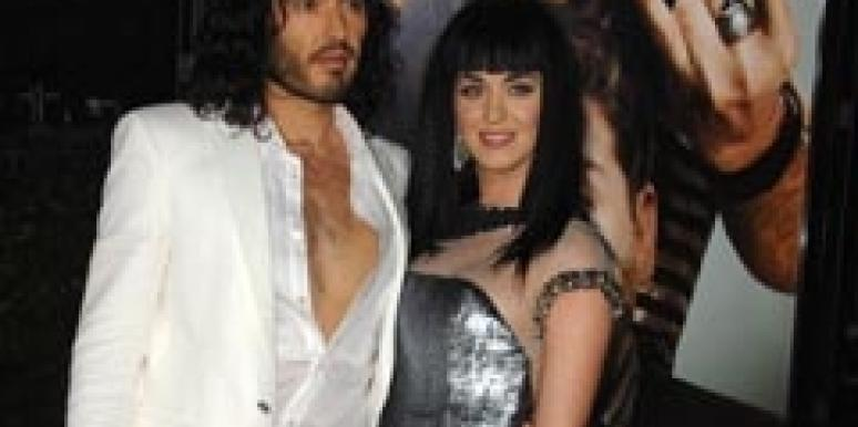 Katy Perry And Russell Brand's Honeymoon Disaster