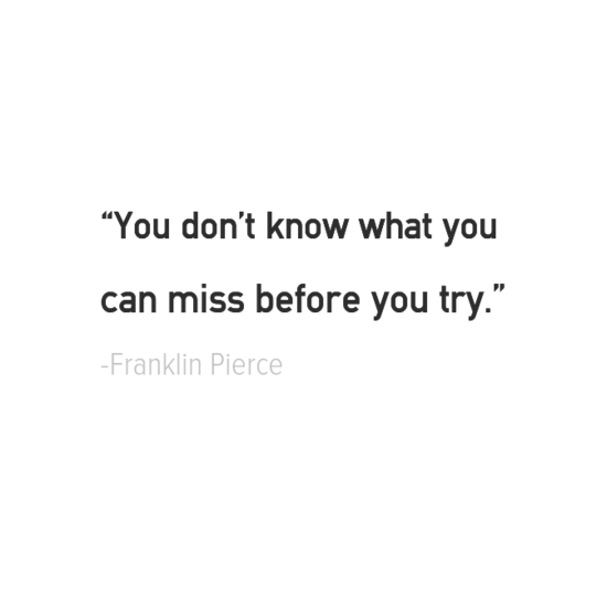 Franklin Pierce inspirational president quotes