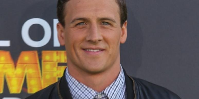 celebrity relationships: Ryan Lochte