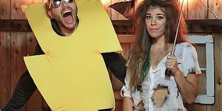 7 Last-Minute Halloween Couples' Costume Ideas You Can DIY
