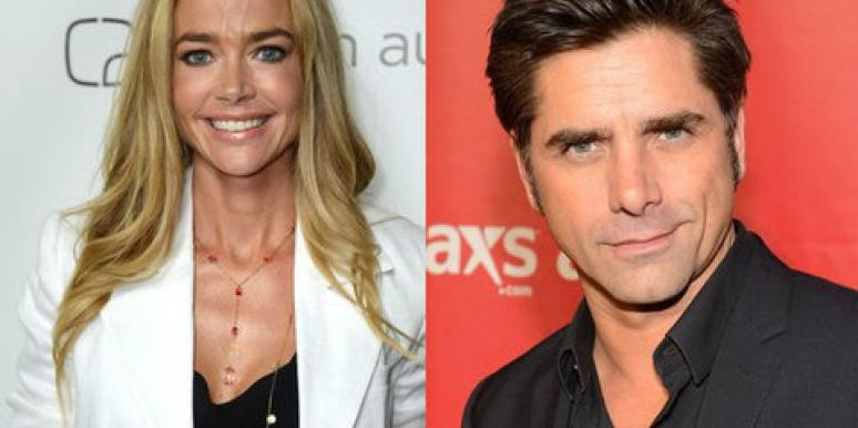 Denise Richards & John Stamos