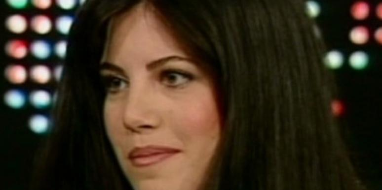 Monica Lewinsky on CNN talking about her affair with Bill Clinton