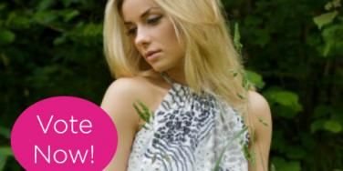 yourtango Spring Date Night Outfit contest fashion vote now