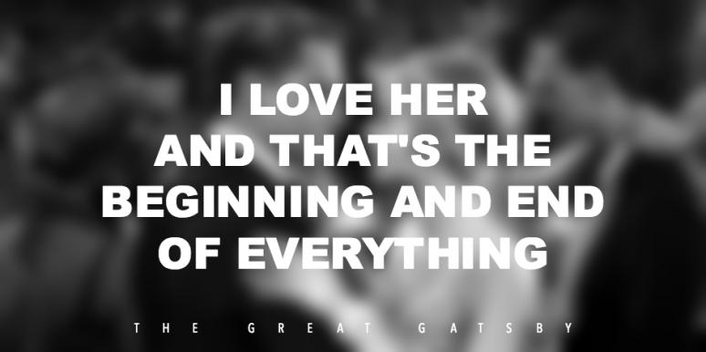 Great Gatsby Quotes about daisy