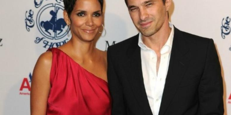 It's Confirmed! Halle Berry & Olivier Martinez Are Engaged