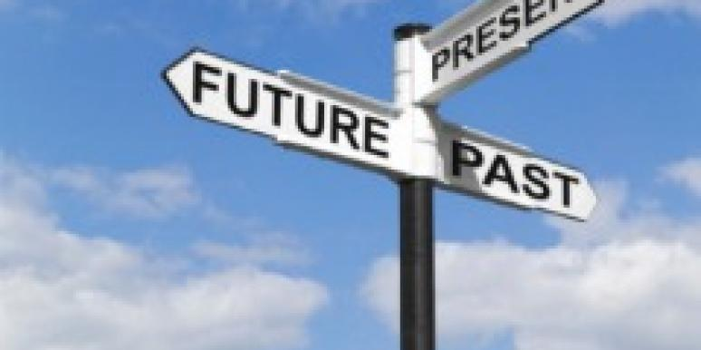 past present future signs