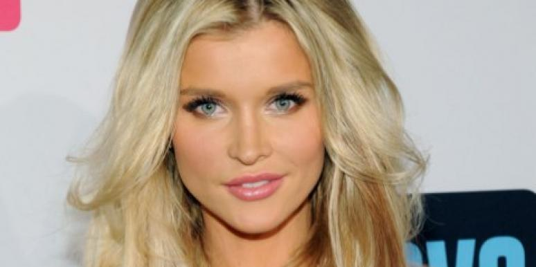 Nude Celebrities: See Joanna Krupa's New Topless Photo