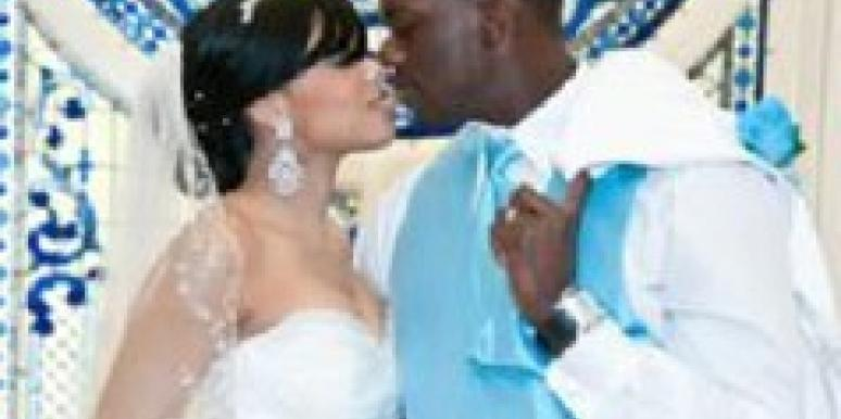 Football Player Weds His Real Life Stalker