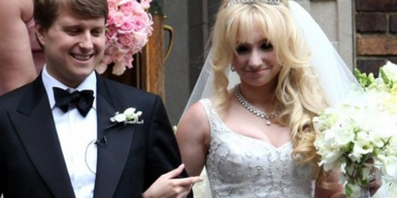Andrea Catsimatidis Christopher Cox wedding married nuptials