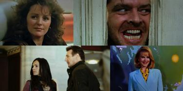 Holly McClane Die Hard 2 Jack Torrance The Shining Lenore Liam Neeson Taken Nicole Kidman To Die For