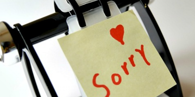 How To Make An Effective Apology