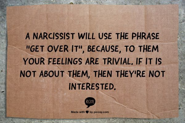 How to tell if you are dating a narcissist