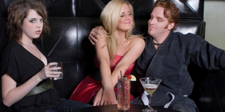 Dating Disaster: The Bartender's Ex-Girlfriend Wants A Threesome