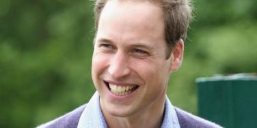 Prince William loves dog Lupo
