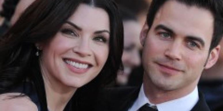 Julianna Margulies and husband Keith Lieberthal