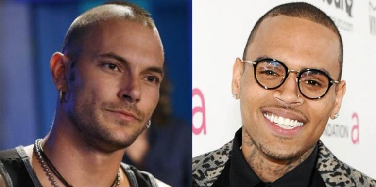 Chris Brown, Kevin Federline, Nude pictures, dick pics
