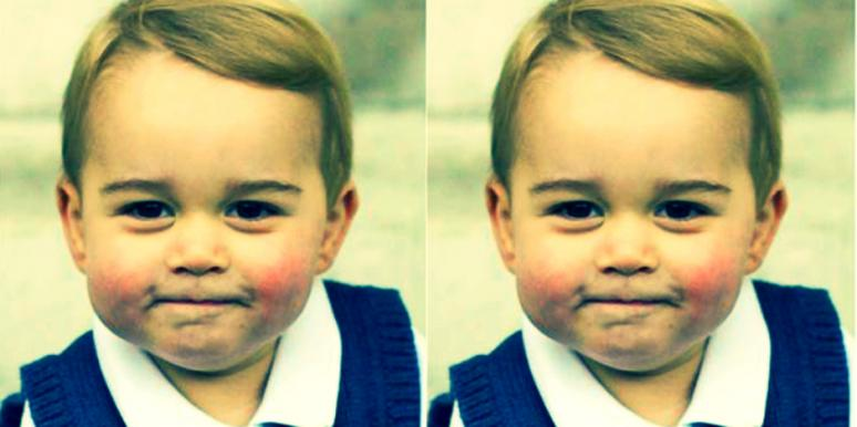What Prince George Will Look Like All Grown Up