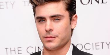 Zac Efron hair