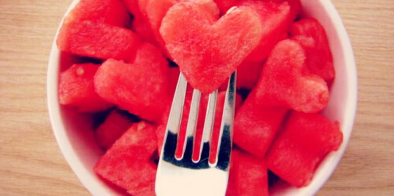 watermelon heart