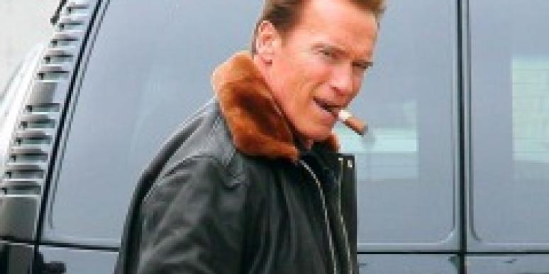 arnold cheating
